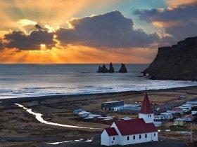 Islândia Vulcões e Glaciares com Guia em Inglês