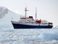 Cruzeiro na Antártica - Navio MV Ushuaia