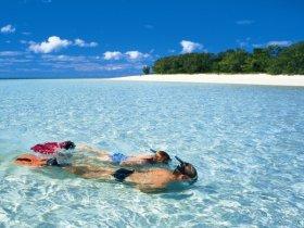Austrália - Grande Barreira de Corais - Heron Island
