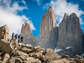 Trekking na Patagônia Chilena - Circuito W em Acampamentos ou Refúgios
