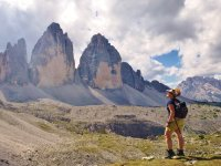 GRUPO - Itália Aventura – Trekking nas Dolomitas