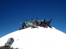 Bolívia - Curso de Escalada em Gelo no Condoriri