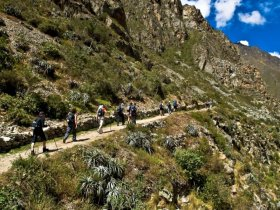 Machu Picchu Trilha Inca Clássica