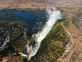 Zâmbia - Especial Lua de Mel em Victoria Falls