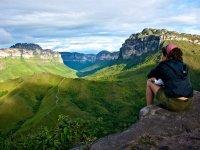 REVEILLON - Chapada Diamantina - Trekking no Vale do Pati c/ Buracão