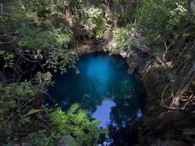 México - Arqueologia e Natureza