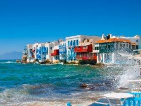 Grécia - Atenas e Ilha de Mykonos