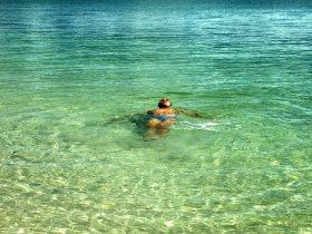 Península de Maraú - Lagoa do Cassange