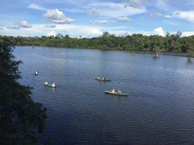 CARNAVAL - Amazônia - Juma Amazon Lodge com Pernoite na Selva