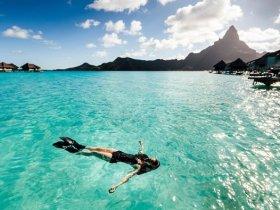 Tahiti - Papeete, Moorea e Bora Bora
