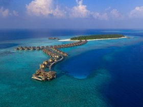 NATAL E REVEILLON - Ilhas Maldivas - Resort Vakkaru Maldives